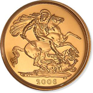 gold sovereign