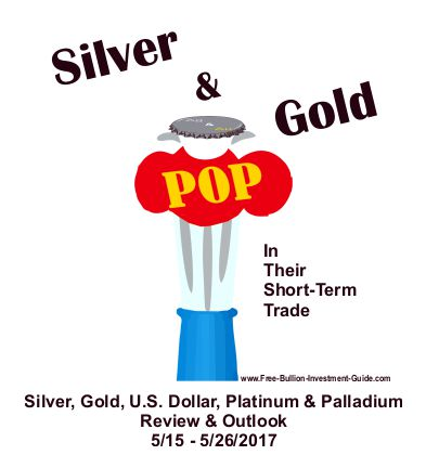 Silver and Gold POP
