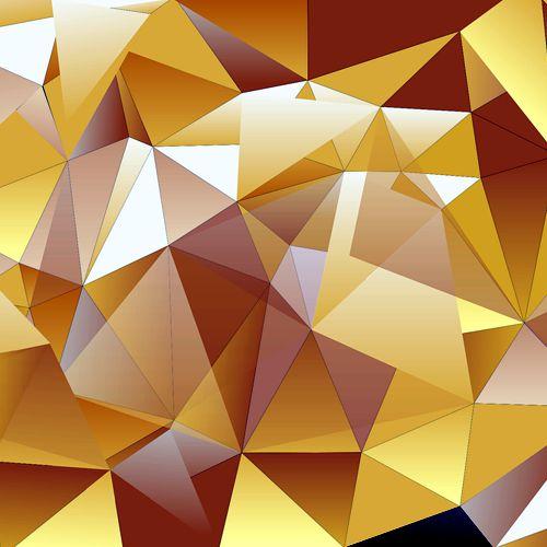 gold prisms