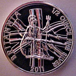 half oz silver britannia