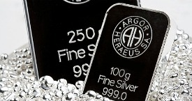 heraeus silver bullion bars