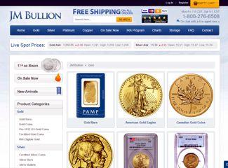 jm bullion gold