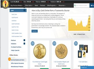 money metals exchange gold