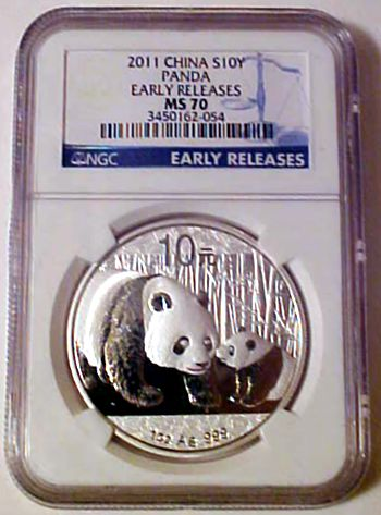 ms70 silver panda