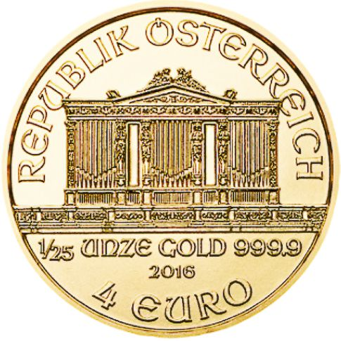 twentyfifth oz gold philharmonic