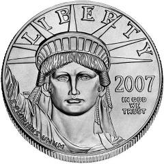American Eagle Platinum