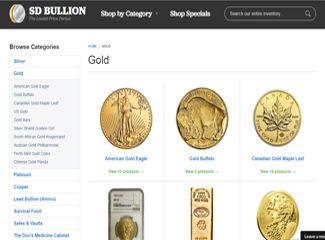 sdbullion gold