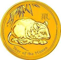 series 2 2008 gold lunar