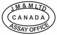 jm and m oval idmark
