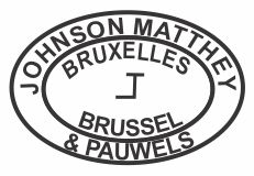 johnson matthey brussels idmark