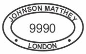johnson matthey london idmark