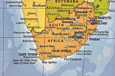 Old Maps Of South Africa | Jackenjuul