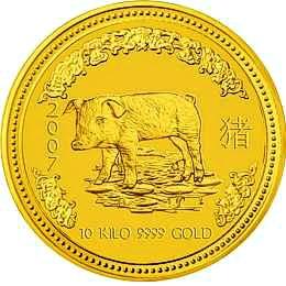 ten kilo gold