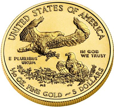 tenth oz gold eagle