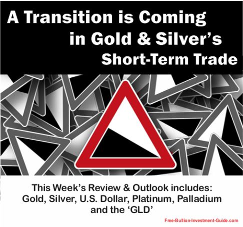 2017 - July 31st - A Transition is Coming in Gold and Silver - Graphic