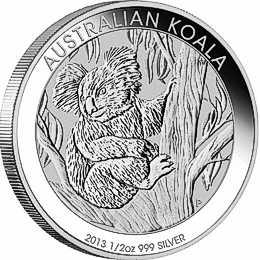half oz silver koala