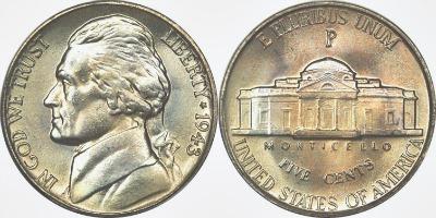 wartime nickel