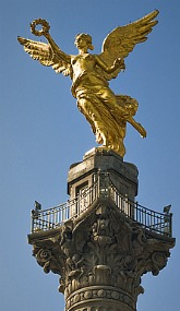 winged victory angel