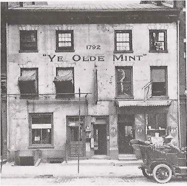 ye olde mint