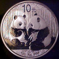 2009 silver panda rev