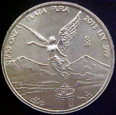 tenth oz silver libertad