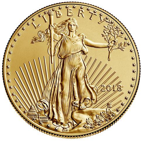 american eagle gold bullion coin obv