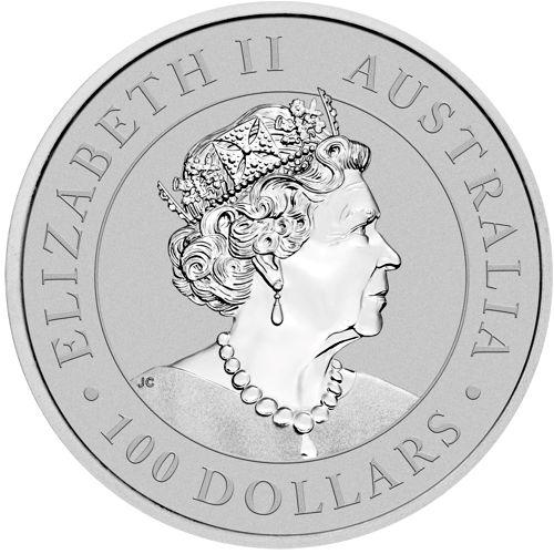 Platinum Australian Kangaroo