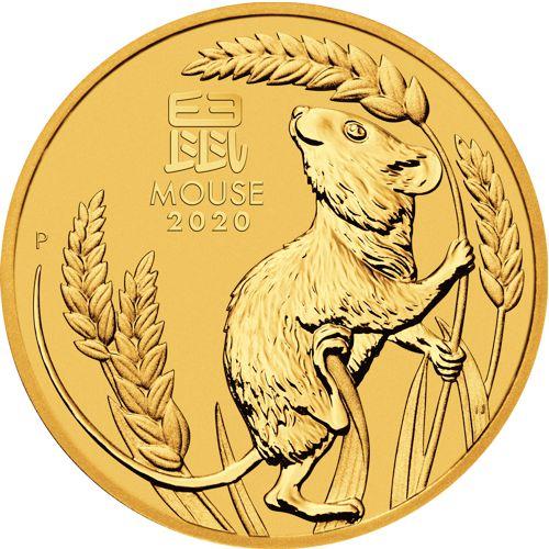 2020 gold lunar