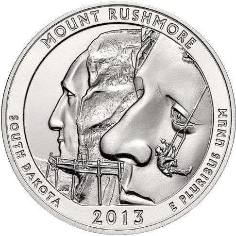 5oz america the beautiful silver bullion coin