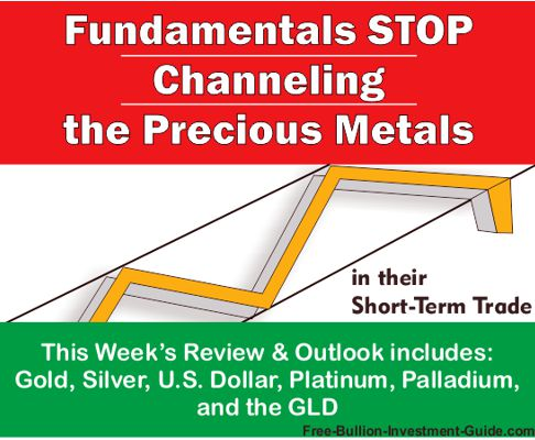 2017 - September 24th - Fundamentals Stop Channeling the Precious Metals - graphic