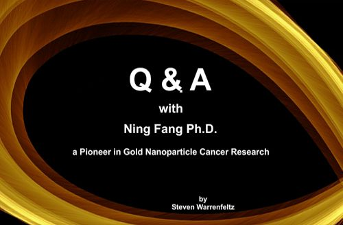 Gold Nanoparticle Cancer Research