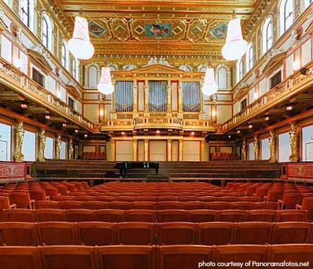austrian golden hall