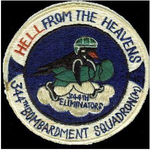 b-24 liberator squadron emblem
