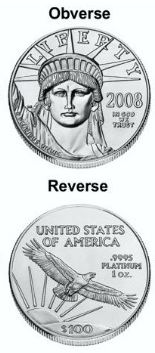 obverse & reverse of a coin