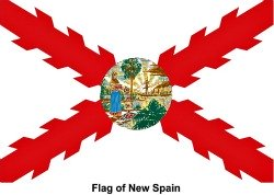 flag of new spain