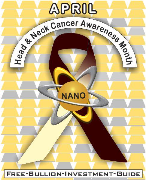 april head and neck cancer gold nano ribbon