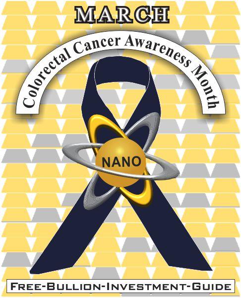 Colorectal Cancer Gold Nano Ribbon