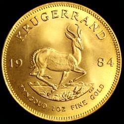 gold krugerrand rev