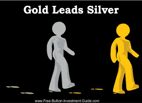 Gold Leads Silver