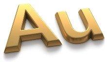 gold element symbol