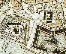 royal mint map
