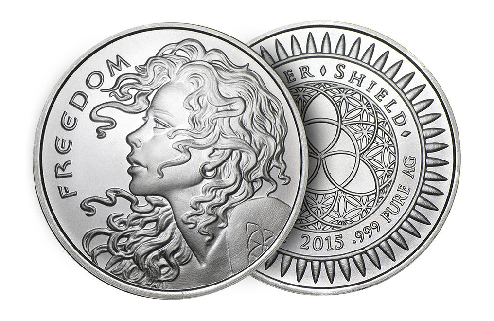 silver shield round