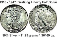 Walking Liberty